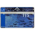 The Phonecard Shop: Netherlands, Vincent Van Gogh, 115 units