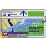 The Phonecard Shop: Netherlands, Vroom & Dreesman, 20 units