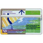 The Phonecard Shop: Netherlands, Vroom & Dreesman, 45 units