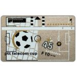 The Phonecard Shop: PTT Telecom Football Cup, 45 units