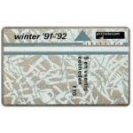 The Phonecard Shop: Winter '91-'92, 45 units