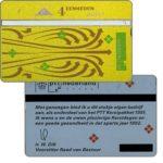 The Phonecard Shop: Netherlands, Ptt Kerst 1991, 4 units