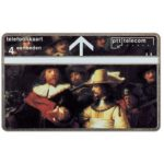 The Phonecard Shop: Netherlands, Rembrandt, Nightwatch 1, 4 units