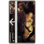 The Phonecard Shop: Netherlands, Rembrandt, Nightwatch 2, 4 units