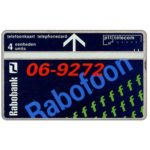 The Phonecard Shop: Rabofoon, 4 units