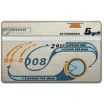 The Phonecard Shop: Kwaliteit, 20 units