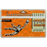The Phonecard Shop: Netherlands, Football, 115 units