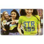 The Phonecard Shop: Netherlands, School, Stress/Relaxt, FL 10