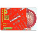 The Phonecard Shop: Netherlands, Vacation, safe sex, condom, FL 10