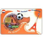 The Phonecard Shop: WK Voetbal '98 Frankrijk, de Oranje Wave, FL 10