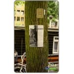 The Phonecard Shop: Netherlands, Men and pets, cat, FL 10