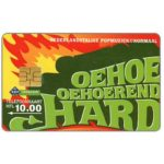 The Phonecard Shop: Netherlands, Dutch Pop music, Oheoerend Hard, FL 10