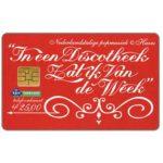 The Phonecard Shop: Netherlands, Dutch Pop music, disoteque, FL 25