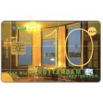 The Phonecard Shop: Netherlands, Cities, Rotterdam, FL 10