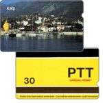 The Phonecard Shop: Kas, 9 mm band, 30 units