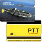 The Phonecard Shop: Kusadasi Guvercinada, 9 mm band, 30 units