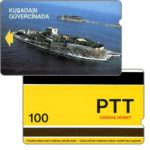 The Phonecard Shop: Kusadasi Guvercinada, 9 mm band, 100 units