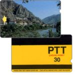 The Phonecard Shop: Amasya, 15 mm band, 30 units