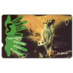 The Phonecard Shop: World environment day, Meerkats, 30 units