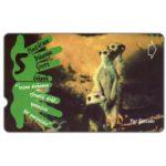 The Phonecard Shop: Turkey, World environment day, Meerkats, 30 units