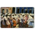 The Phonecard Shop: Brazil, Telebahia - Baianas procession, 10 units