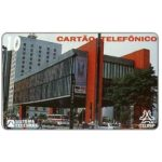 The Phonecard Shop: Brazil, Telesp - Modern Art Museum, 10 units