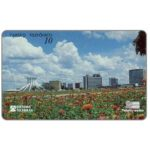 The Phonecard Shop: Brazil, Telebrasilia - View of Brasilia, 10 units