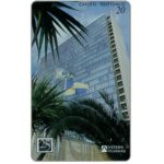 The Phonecard Shop: Brazil, Sistema Telebras - Post Office building, 20 units