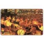 Phonecard for sale: Sistema Telebras - Oktoberfest '94, 20 units