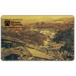 The Phonecard Shop: Brazil, Sistema Telebras - Old photo, S.John del Rey Mining Company, 20 units