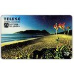 The Phonecard Shop: Brazil, Telesc - Praia Da Armação, 20 units