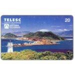 The Phonecard Shop: Brazil, Telesc - Naufragados, 20 units