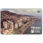 The Phonecard Shop: Brazil, Telesc - Baia Norte, 50 units