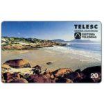 The Phonecard Shop: Brazil, Telesc - Prainha/Barra da Lagoa, 20 units