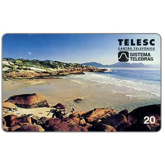 The Phonecard Shop: Telesc - Prainha/Barra da Lagoa, 20 units