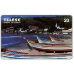 The Phonecard Shop: Brazil, Telesc - Praia de Garopaba, 20 units