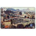 The Phonecard Shop: Brazil, Telemar - Arcos da Lapa, 30 units