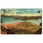The Phonecard Shop: Brazil, Telesc - Painting by Eduardo Dias, 30 units