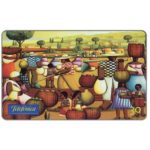 The Phonecard Shop: Brazil, Telefonica - Tradicao Baiana II, 30 units