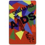 The Phonecard Shop: Slovakia, AIDS, 50 units