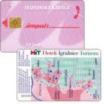 The Phonecard Shop: Slovenia, Hit – Gostinstvo, code B093..., 20 imp.