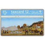 The Phonecard Shop: Switzerland, Weltorganisation für das Kind, 12 units