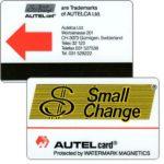The Phonecard Shop: Switzerland, Small Change, Telecom 87 Geneva demo card