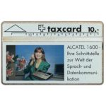 The Phonecard Shop: Alcatel STR AG - Alcatel 1600, 004E, 10 units