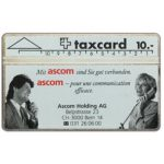 The Phonecard Shop: Switzerland, Ascom Holding AG, 001D, 10 units