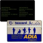 The Phonecard Shop: Adia Interim - St. Gallen, 005B, 5 units