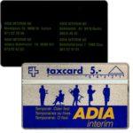 The Phonecard Shop: Switzerland, Adia Interim - St. Gallen, 005B, 5 units