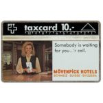 The Phonecard Shop: Mövenpick Hotel, 102E, 10 units