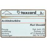The Phonecard Shop: Switzerland, Architekturbüro Fluri Oswald, 104F, 2 units