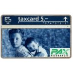 The Phonecard Shop: PAX Assurances, 208L, 5 units